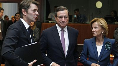 El Eurogrupo acude al FMI para ampliar la capacidad del nuevo fondo de rescate