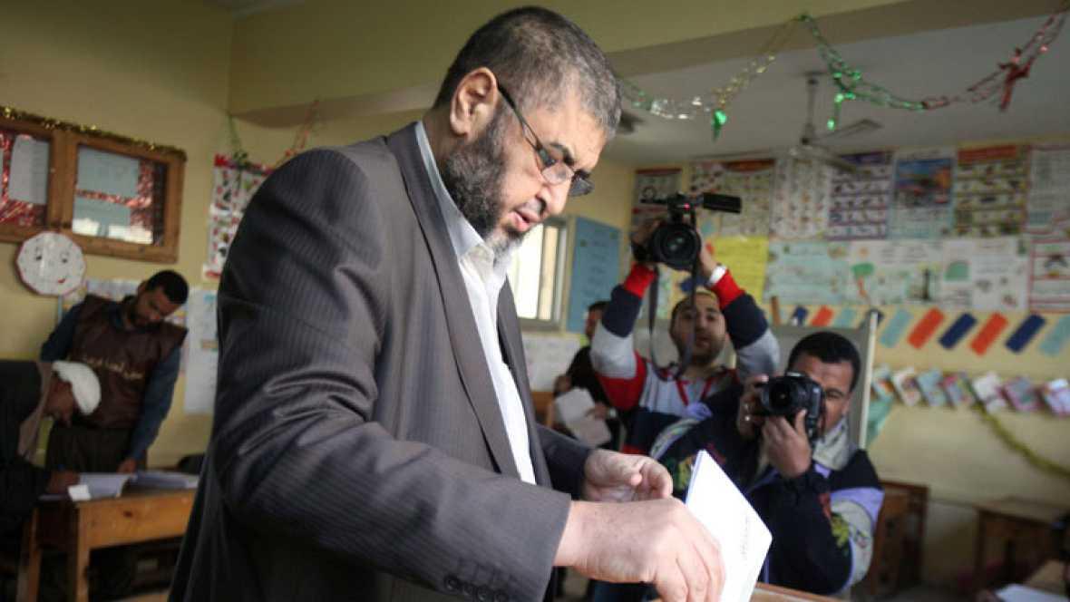 Los Hermanos Musulmanes ganan las elecciones en Egipto