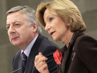 """Salgado cree que el nuevo gobierno tiene """"mucha tarea"""" con el paro"""