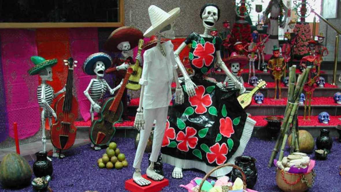 Así celebra México el Día de los Difuntos, una de las principales fiestas de este país centroamericano.