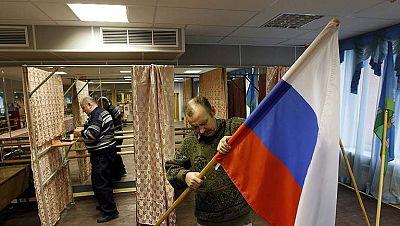 Rusia celebra mañana elecciones parlamentarias