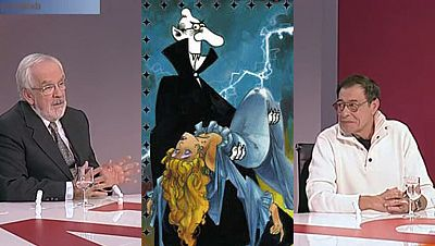Forges y Azpiri hablan de su nuevo cómic: 'Drácula'
