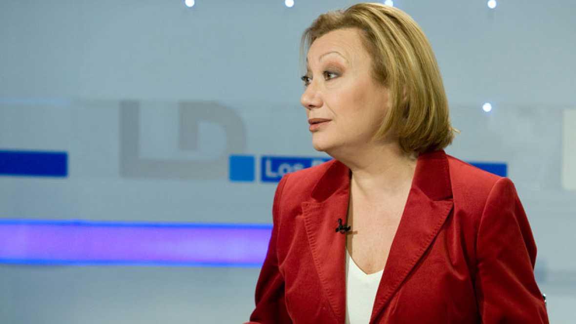 Luisa Fernanda Rudi defiende que Rajoy no hable hasta la investidura