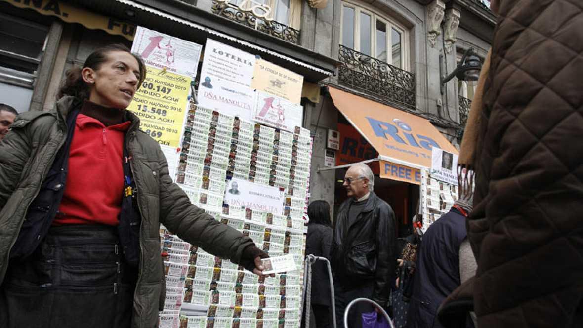 Más Gente - Las manías de la Lotería de Navidad 2011