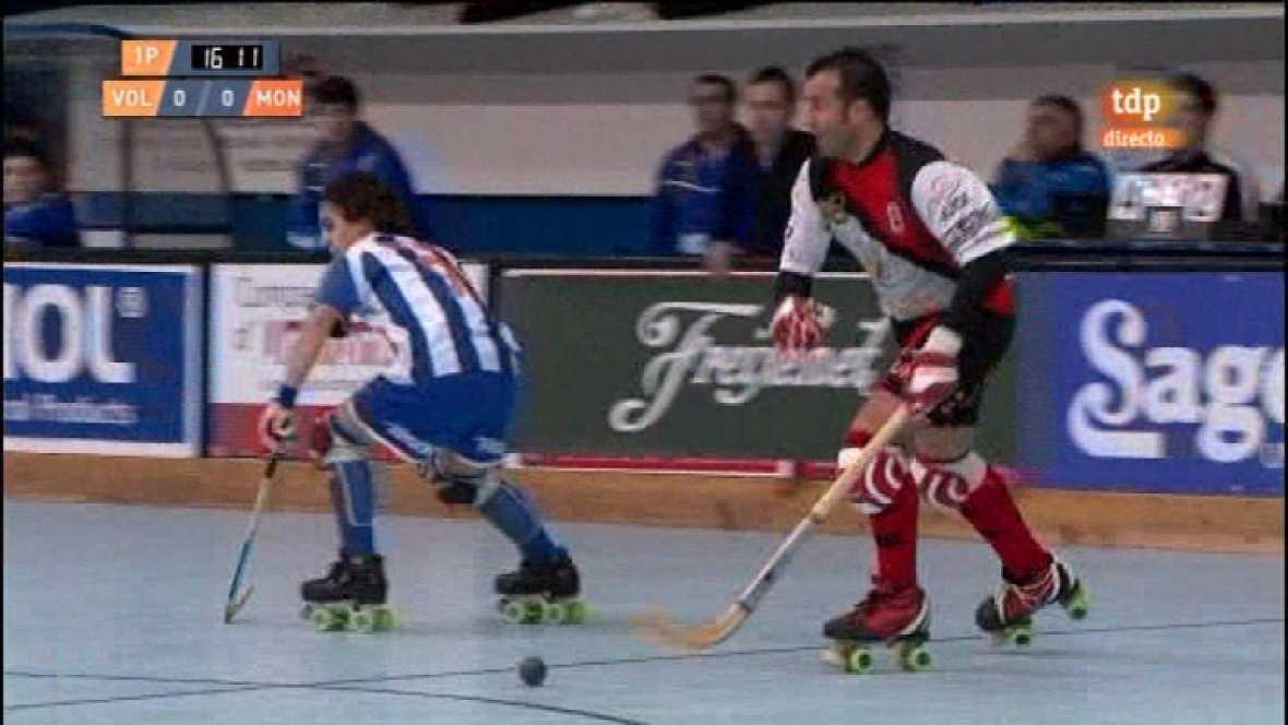 Hockey sobre patines - Liga española. 8ª jornada: CP Voltregá - CP Monjos - 05/12/11 - Ver ahora