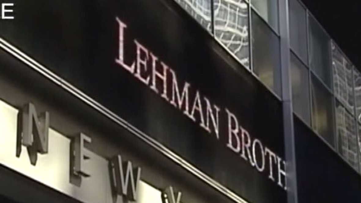 Los inversores de Lehman Brothers cobrarán solo 15 de cada cien dólares que tenían depositados