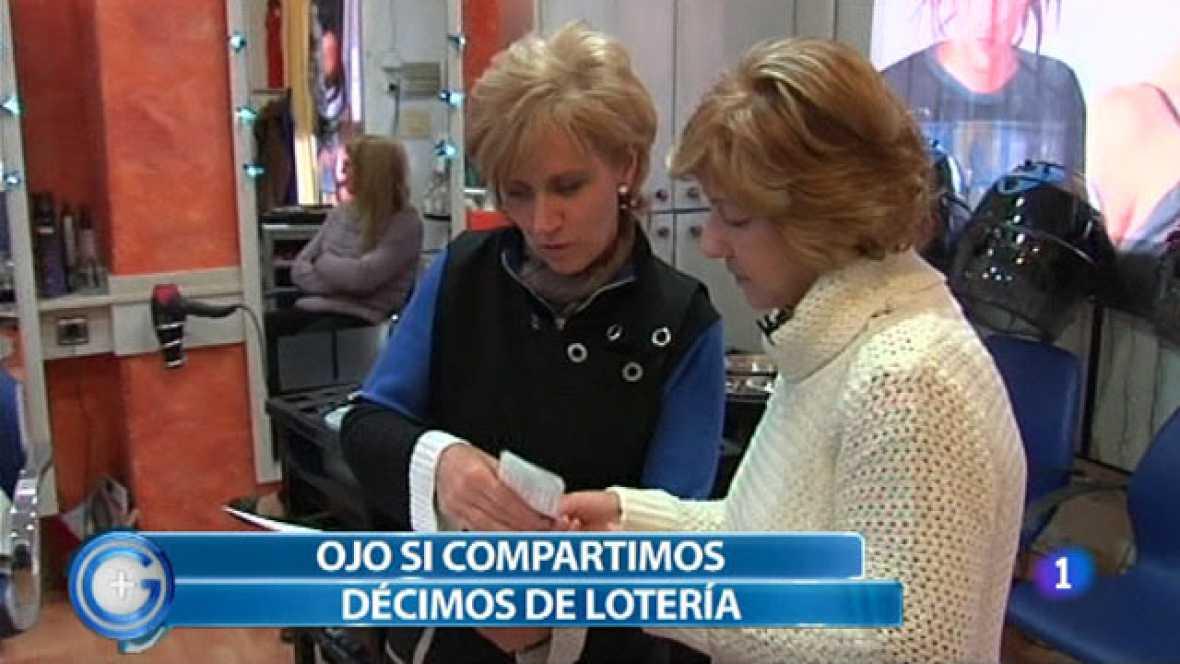 Más Gente - Si compartes la Lotería de Navidad 2011, fotocopia el décimo
