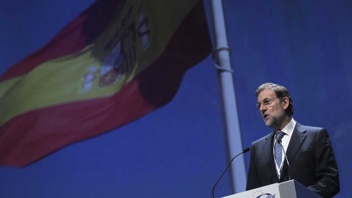 Mariano Rajoy se estrena con el resto de líderes del partido popular europeo