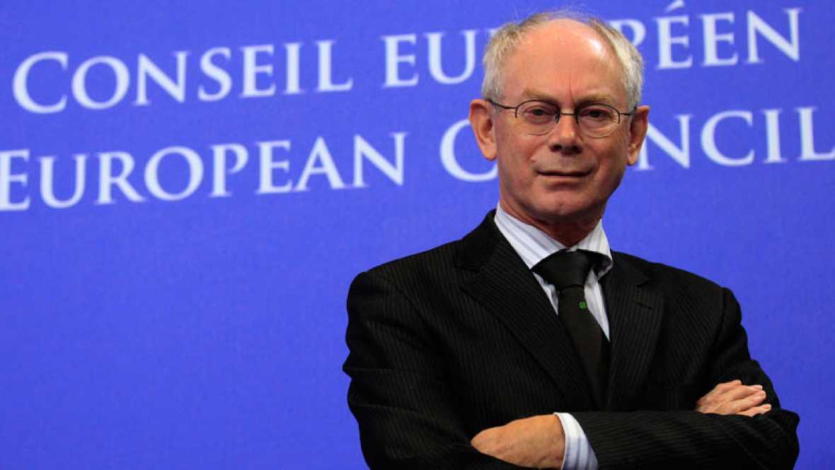 Van Rompuy elogia la disciplina fiscal y el control presupuestario