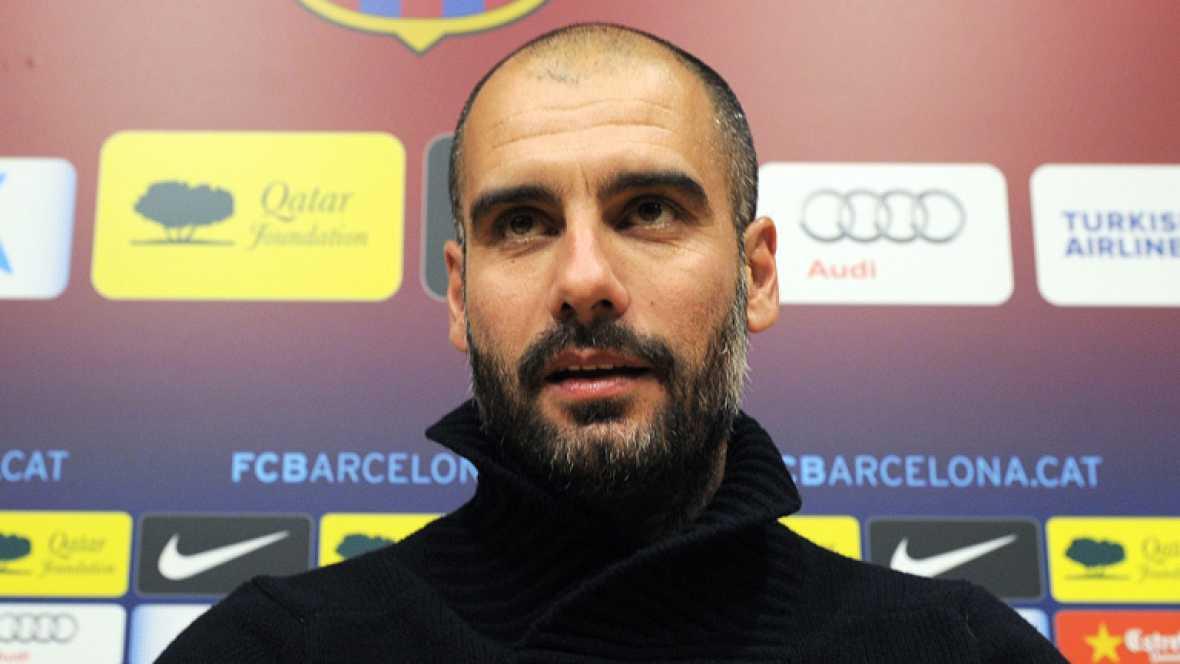 """Guardiola: """"Debemos hacer un partido perfecto"""""""
