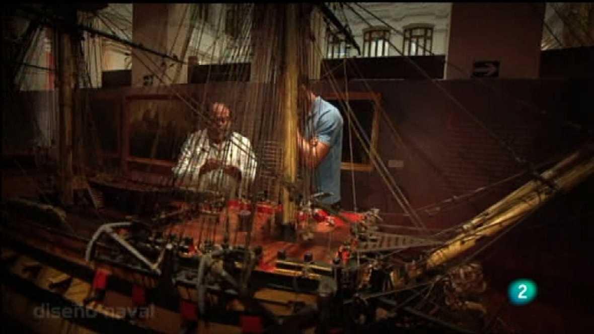 Los oficios de la cultura - Diseño naval