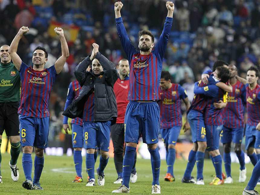 El FC Barcelona asalta de nuevo el Santiago Bernabéu