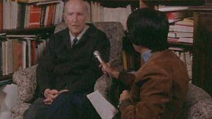 Entrevista a Vicente Aleixandre (1977)