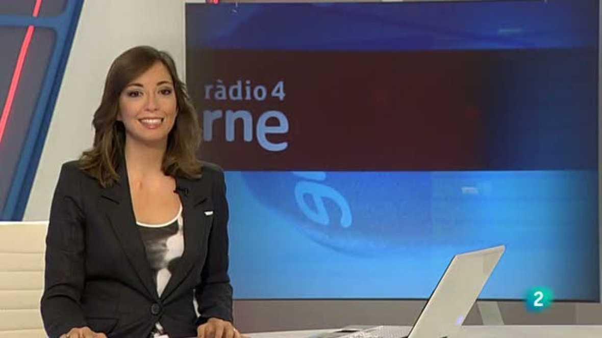 35è aniversari de Ràdio 4 - L'Informatiu vespre 13/11/2012