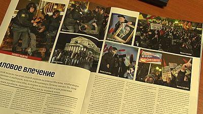 El Kremlin fija sus ojos en internet, el medio donde se promueven las protestas