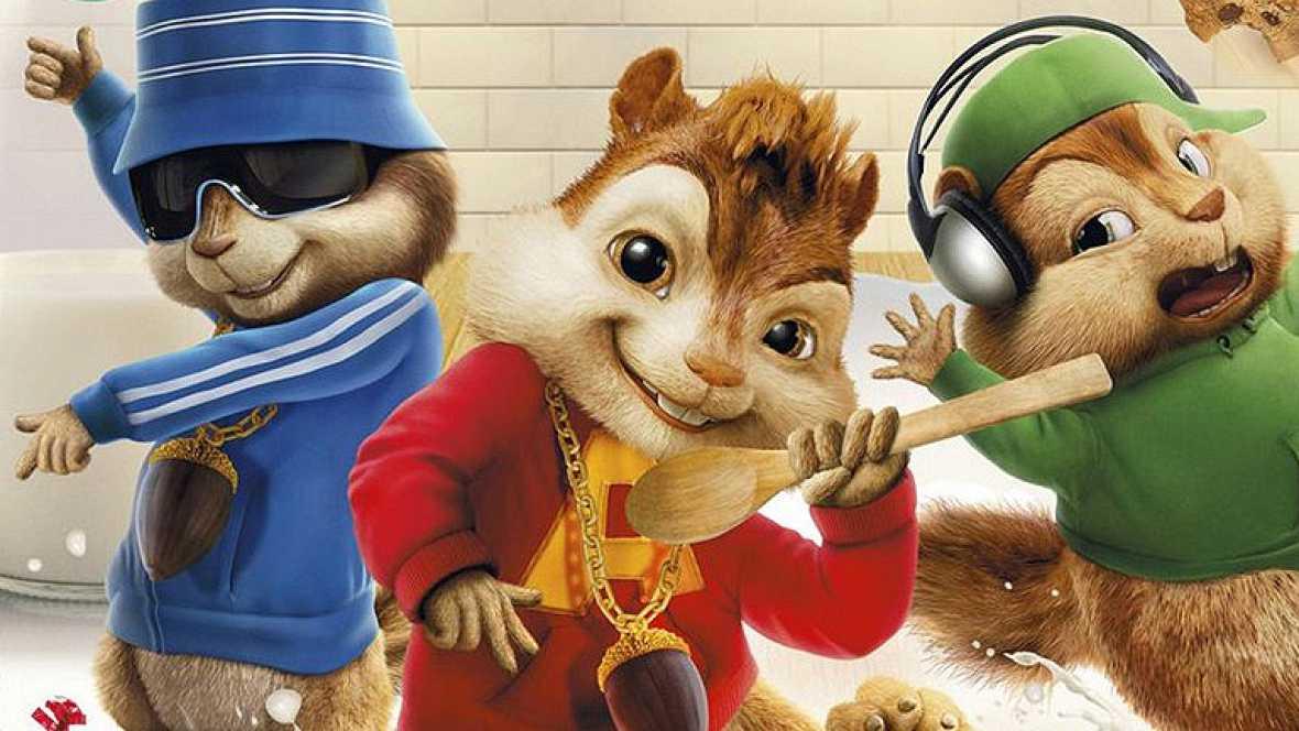D as de cine 39 alvin y las ardillas 3 39 d as de cine for Alvin y las ardillas