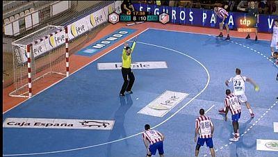 Balonmano - Liga Asobal: Reale Ademar León-BM Atlético Madrid - Ver ahora
