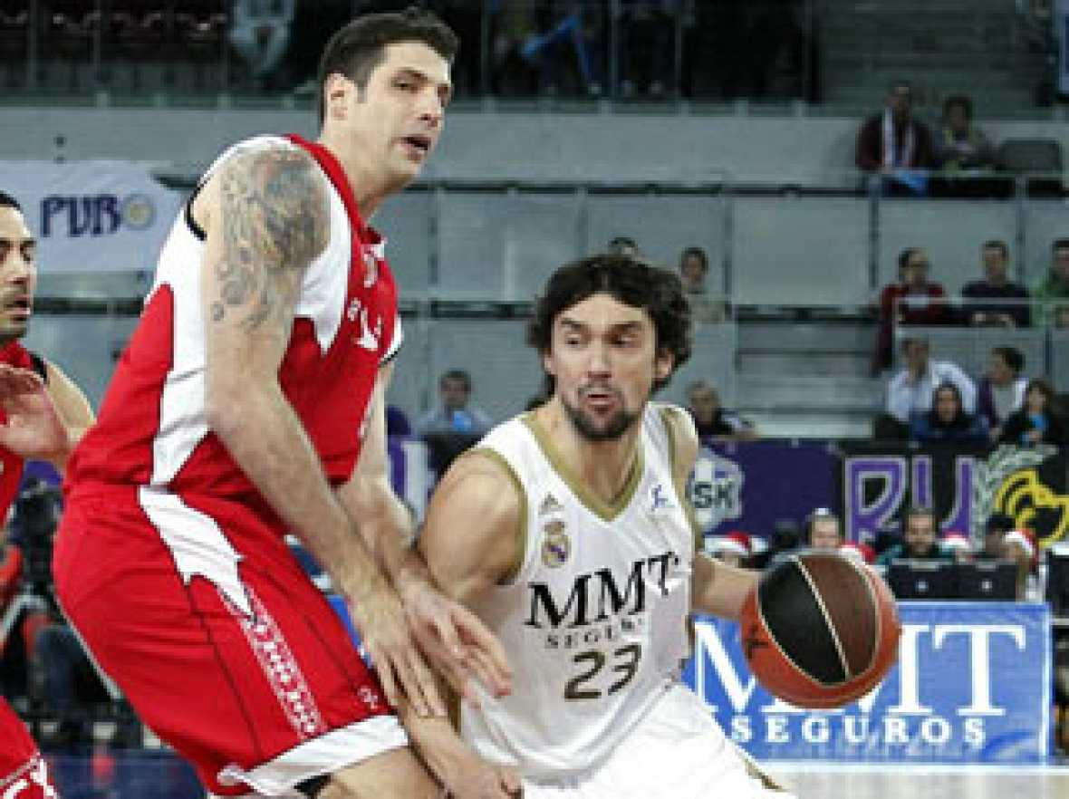 Real Madrid 83-61 Assignia Manresa