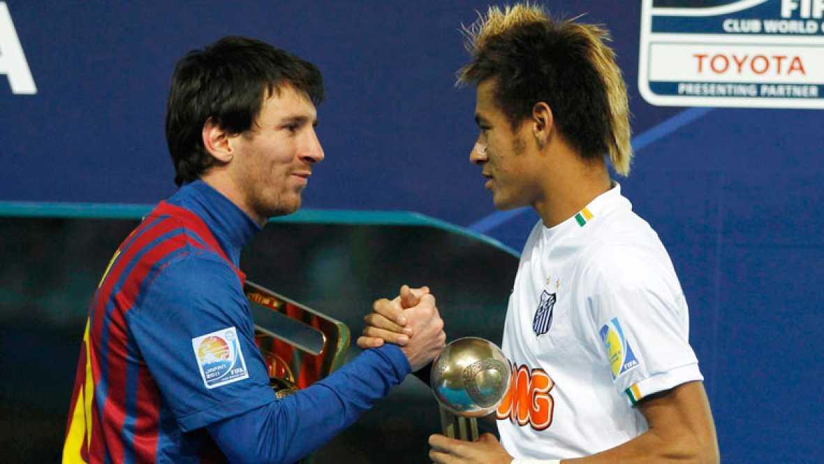 Messi, el '10' que marca en todas las competiciones