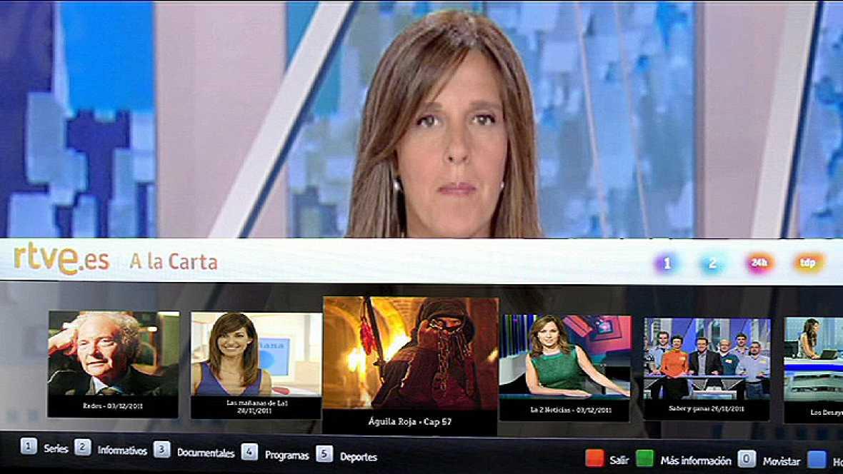 RTVE.ES da el salto al televisor