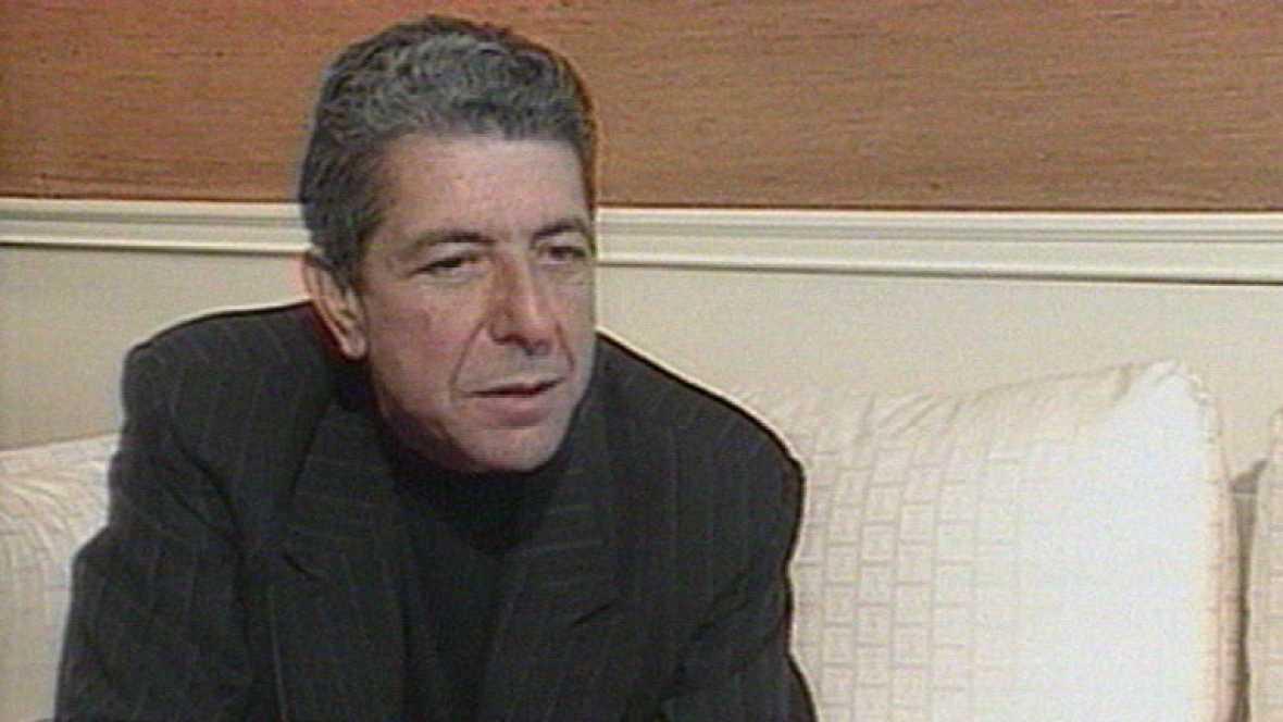 Leonard Cohen una música para escucharse y verse