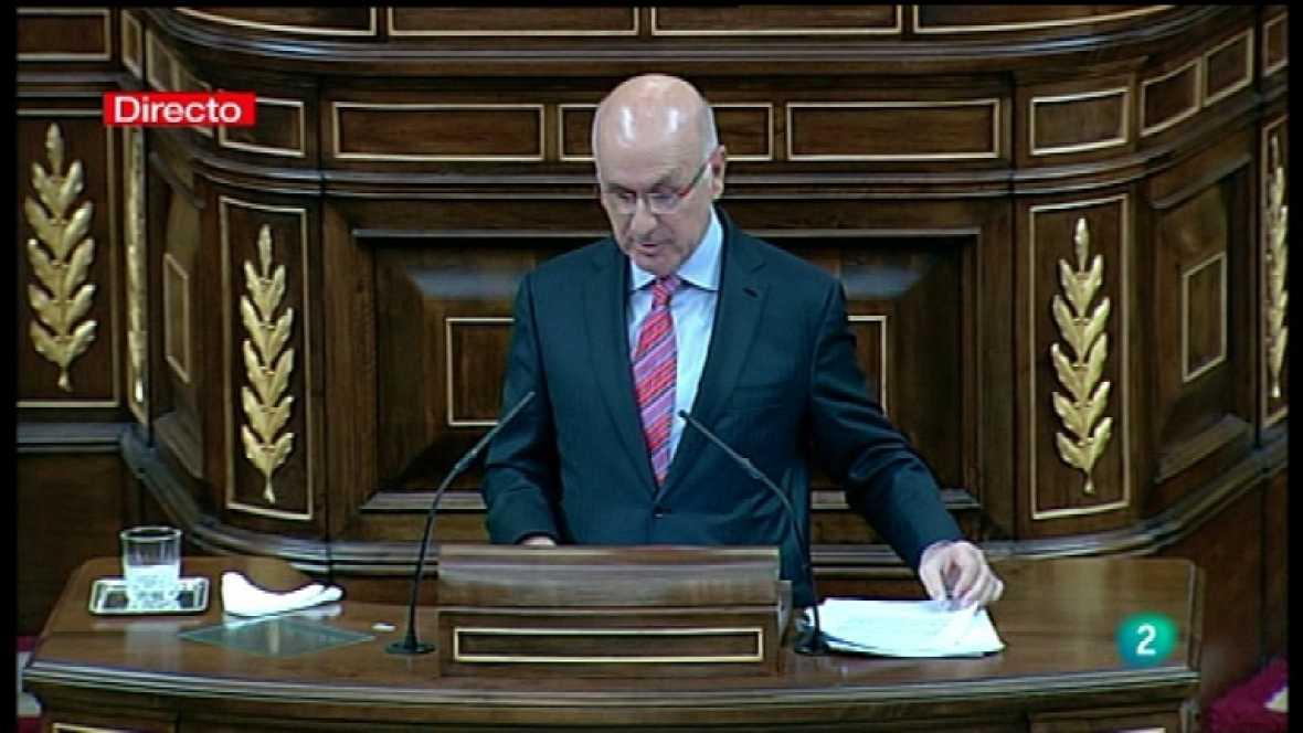 Sesión de investidura de Mariano Rajoy - Intervención de Josep Antoni Duran i Lleida, CIU - Ver ahora