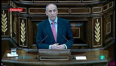 Sesión de investidura de Mariano Rajoy - Intervención de Josu Erkoreka, PNV - Ver ahora