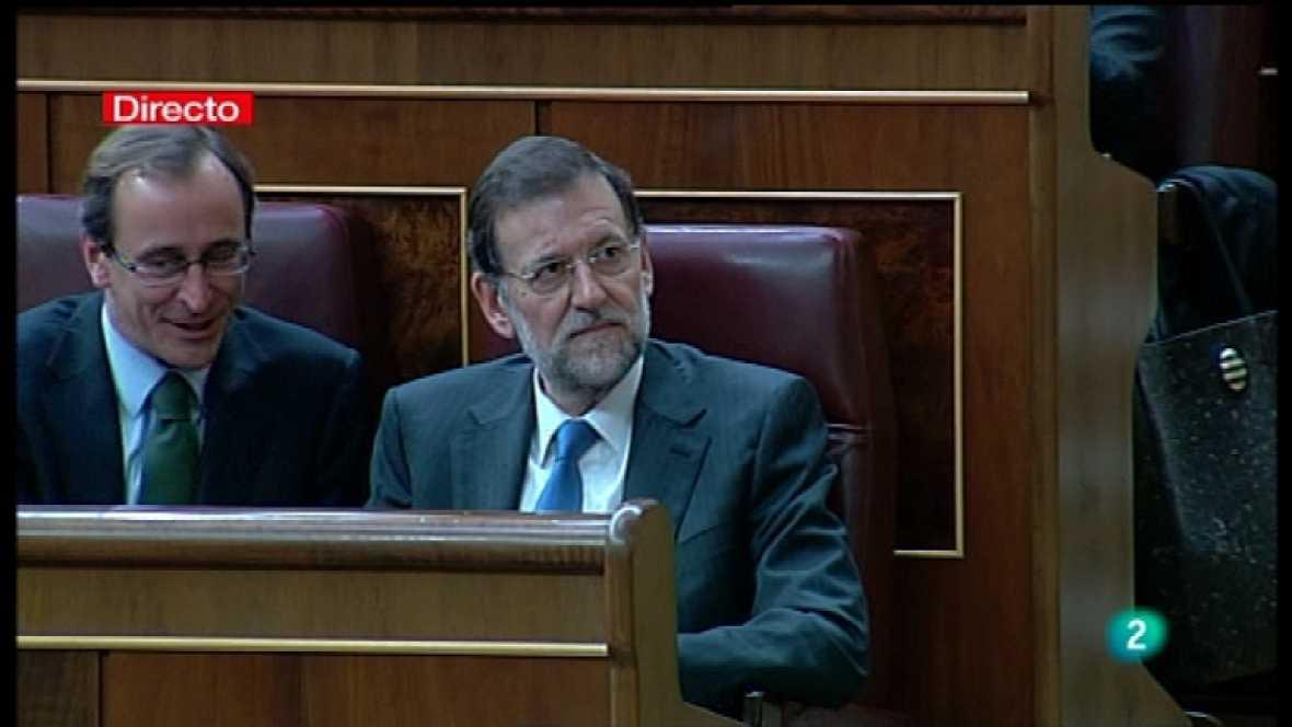 Especial informativo - Sesión de investidura de Mariano Rajoy - Votaciones - Ver ahora