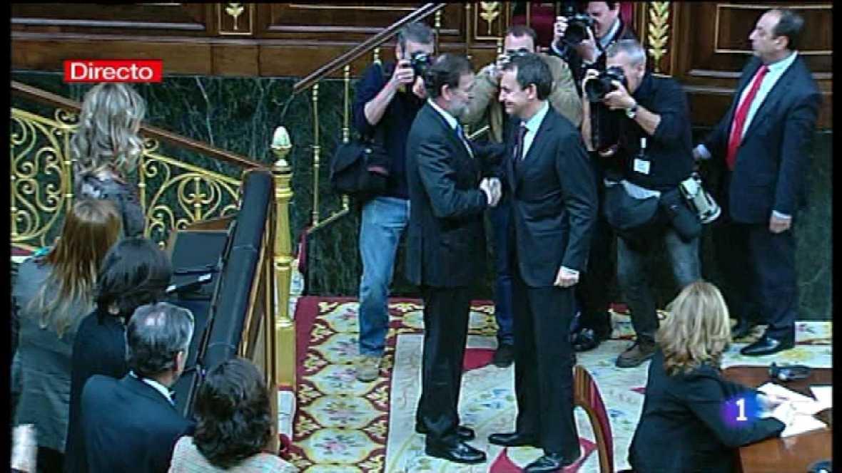 Especial informativo - Mariano Rajoy investido presidente del Gobierno - Ver ahora