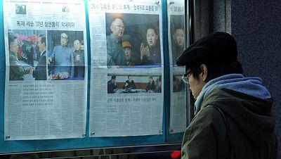 En Corea del Norte, todas las miradas están puestas en Kim Yong Un