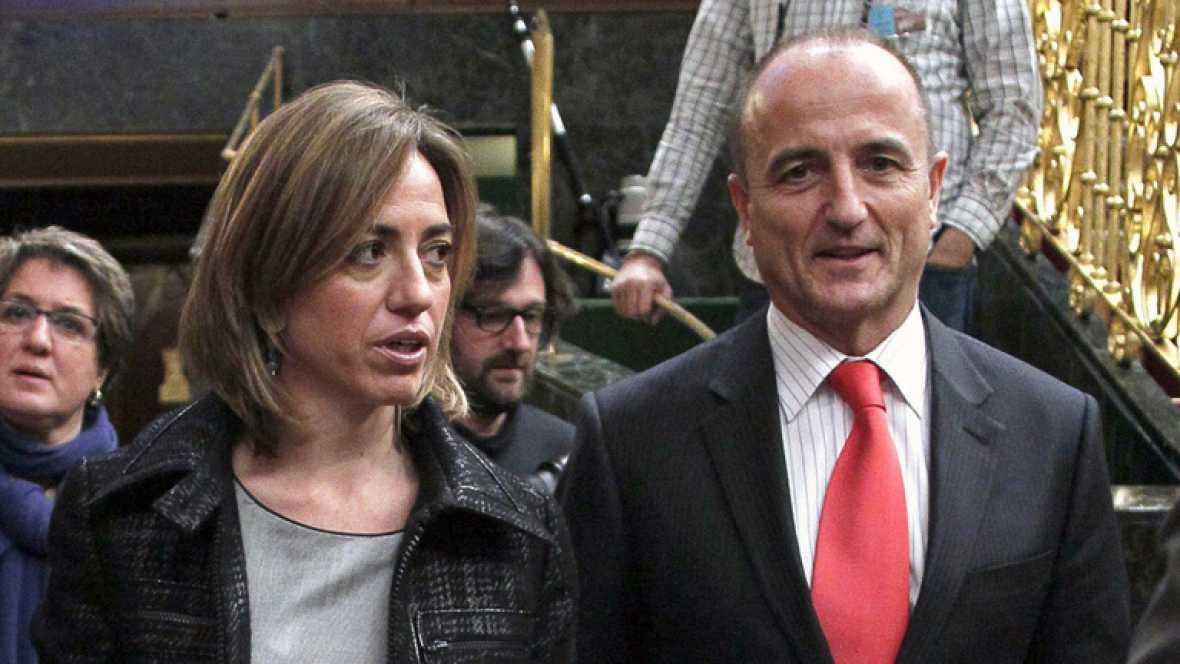 Chacón y Cristina Narbona piden un nuevo proyecto socialista