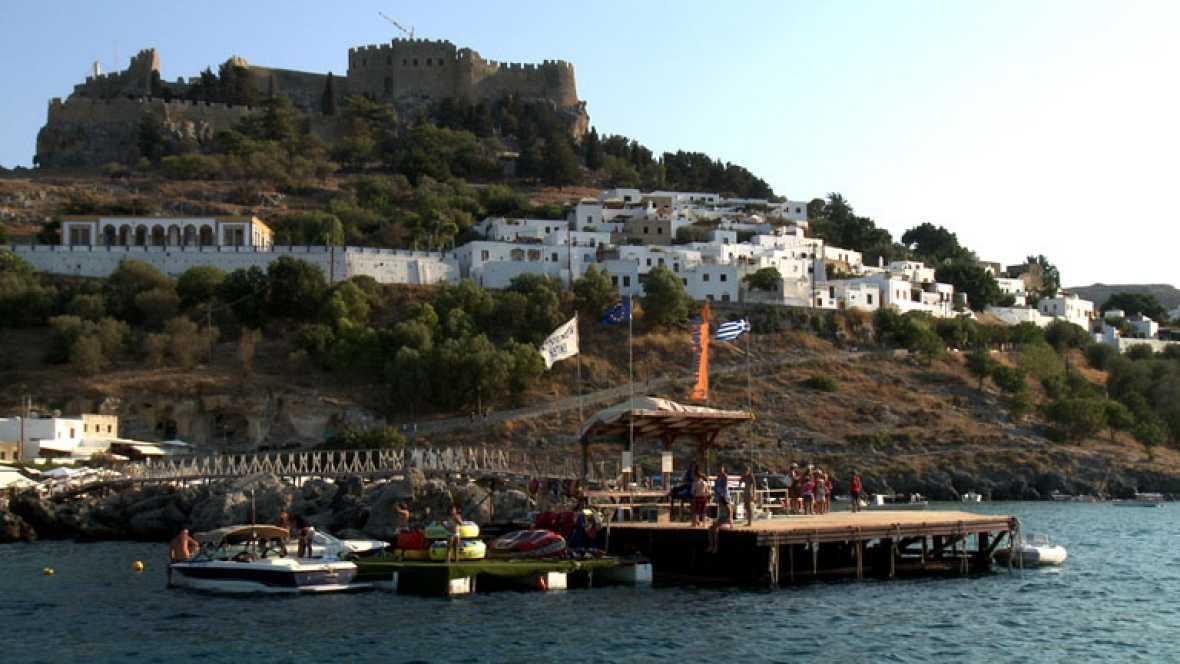 Españoles en el mundo - Islas griegas - Ver ahora