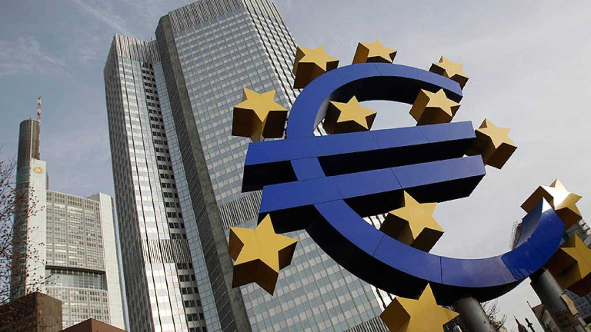 El BCE presta una cifra récord de dinero a los bancos