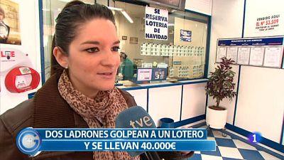 Más Gente - Atracan una administración de lotería en Madrid