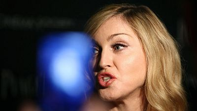 Detenido por filtrar el último disco de Madonna