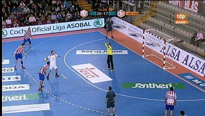 Balonmano - Copa ASOBAL: Segunda semifinal. Ademar - Atlético de Madrid - 21/12/11 - Ver ahora