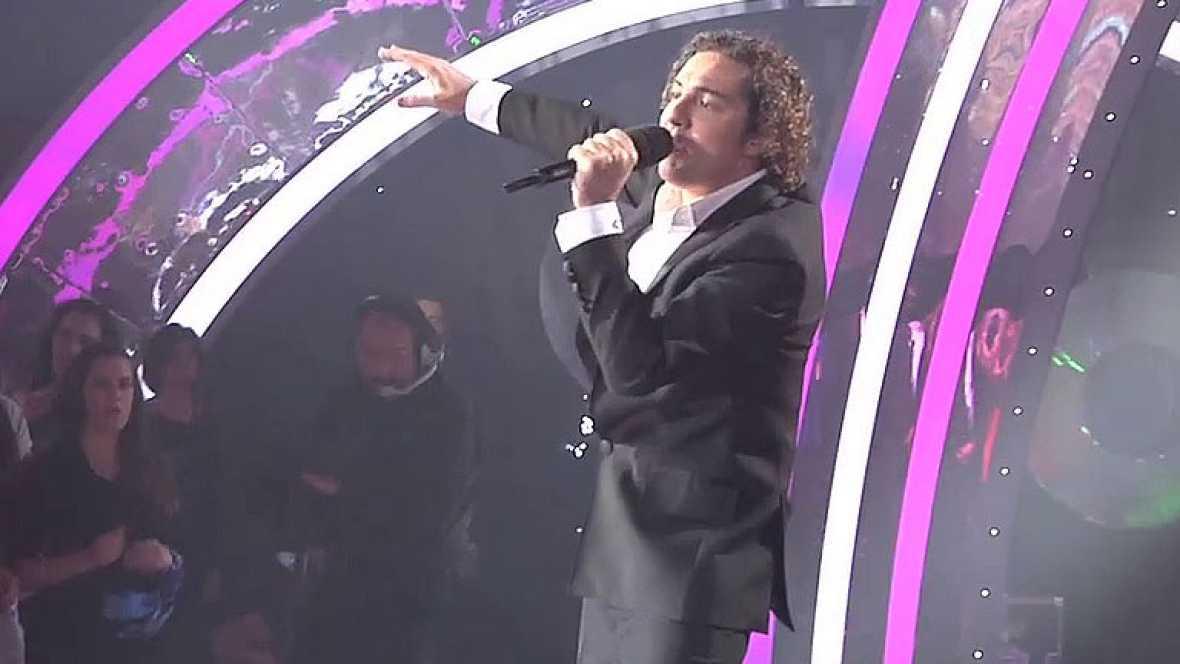 Disco del año - Making of David Bisbal, Niña Pastori, Manolo García