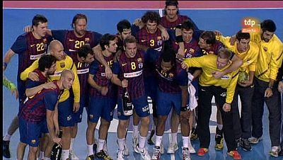 Balonmano - Copa ASOBAL: Final - 22/12/11 - Escuchar ahora