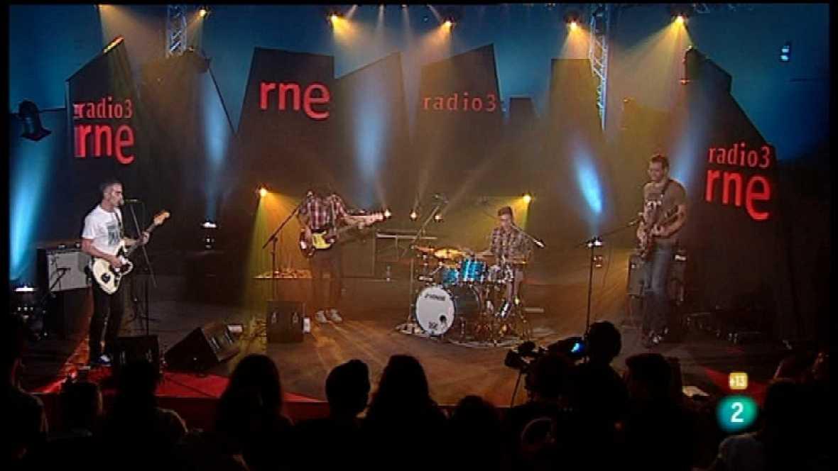 Los conciertos de Radio 3 - Nikkei - Ver ahora