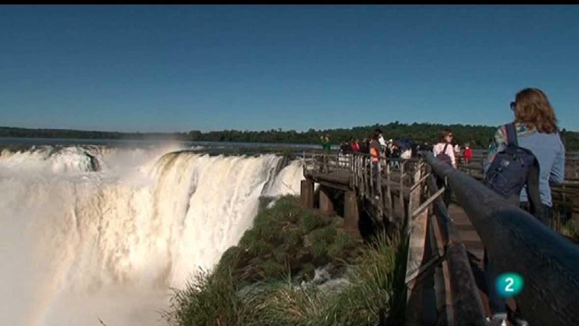 Buscamundos - Iguazú: viaje al paraíso - Ver ahora