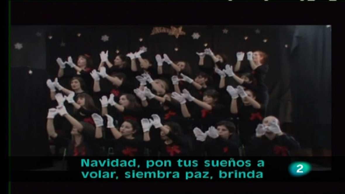 En lengua de signos - 24/12/11 - Ver ahora