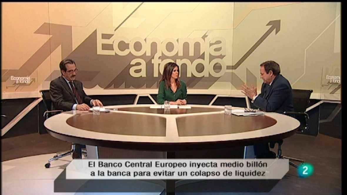 Economia a fondo - 24/12/11 - Ver ahora