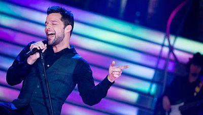 Ricky Martin celebra este 24 de diciembre su 40º cumpleaños.