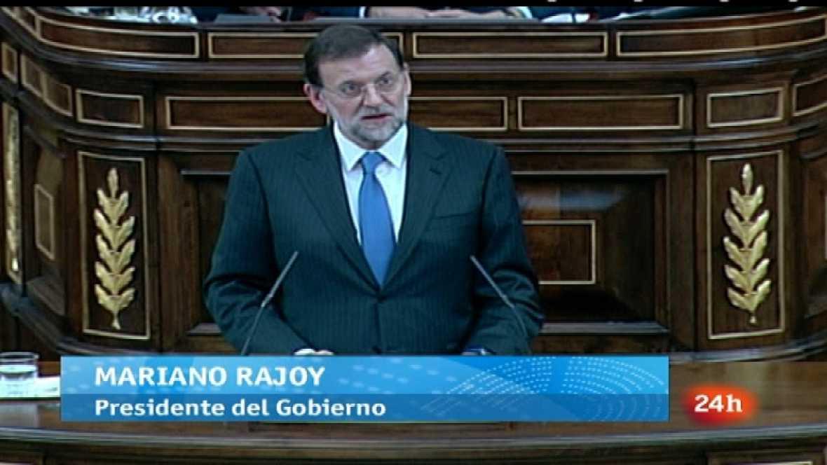 Parlamento - Rajoy presidente - Ver ahora