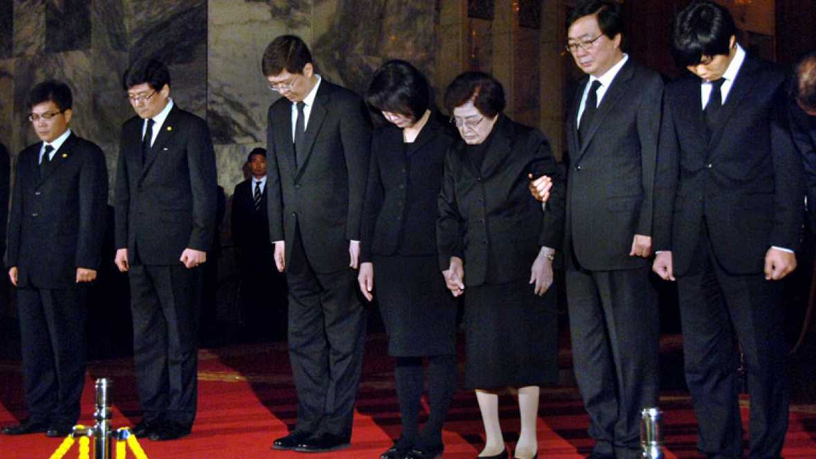 Una comitiva de Corea del Sur llegan al norte para presentar sus ...