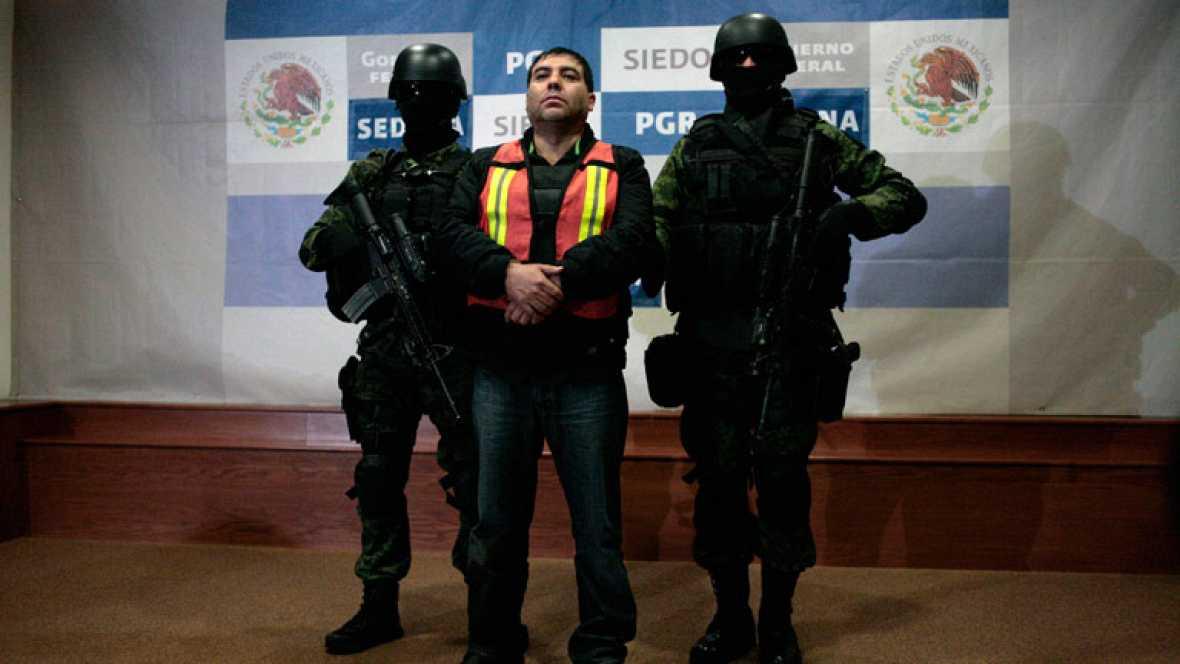 Nuevo golpe al narcotráfico en México con la detención de un cabecilla del cartel de Sinaloa