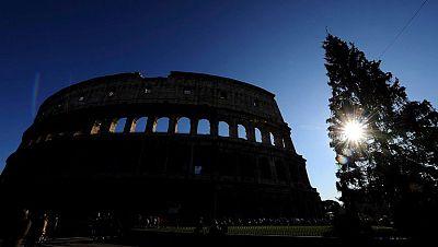 El Coliseo romano vuelve a ser noticia por su delicado estado de conservación