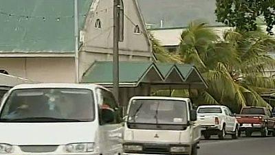 Samoa elimina el día 30 de diciembre para alinearse con la zona horaria de Australia