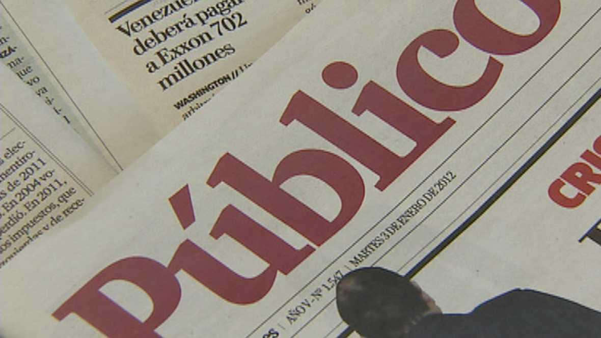 La editora del diario Público ha solicitado voluntariamente un concurso de acreedores