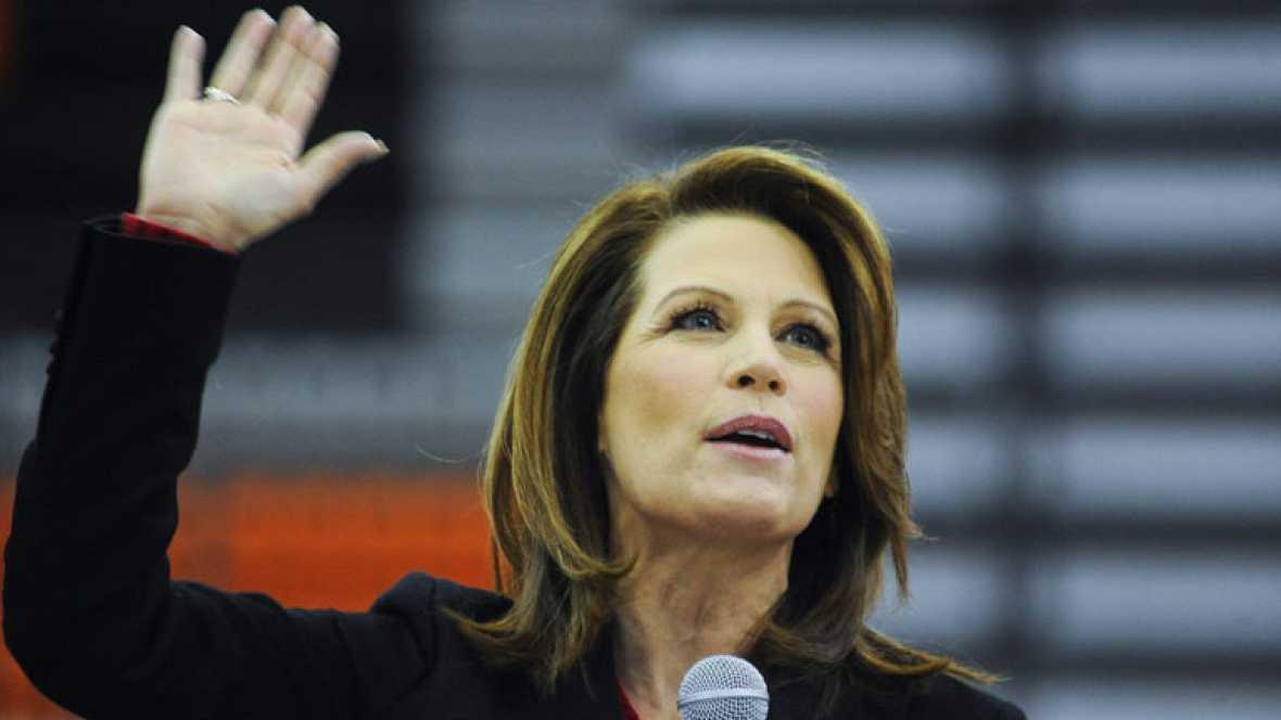 Michelle Bachmann, se retira de la carrera electoral